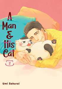 A Man and His Cat Graphic Novel 02