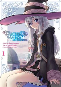 Wandering Witch Manga 01
