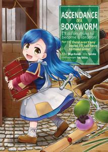 Ascendance of a Bookworm Manga Part 1 Vol. 01