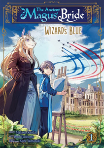 The Ancient Magus' Bride Wizard's Blue Manga 01