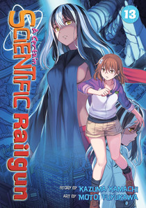 A Certain Scientific Railgun Graphic Novel 13