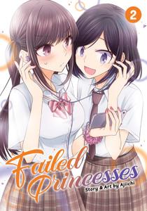 Failed Princesses Manga 02