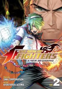 The King of Fighters: A New Beginning Graphic Novel  Vol. 02