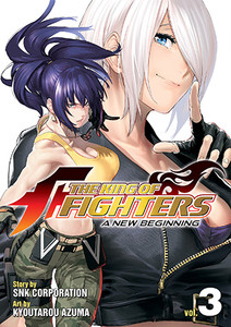 The King of Fighters: A New Beginning Graphic Novel  Vol. 03