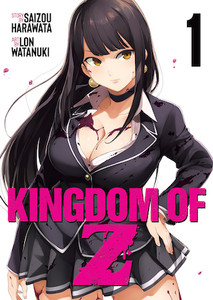 Kingdom of Z Manga 01
