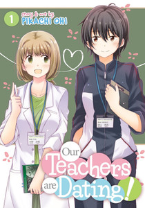 Our Teachers Are Dating! Manga 01