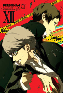 Persona 4 Graphic Novel 12