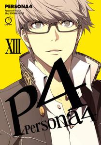 Persona 4 Graphic Novel 13