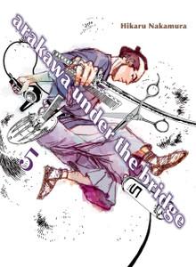 Arakawa Under The Bridge Graphic Novel Vol. 05