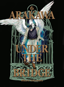 Arakawa Under The Bridge Graphic Novel Vol. 06
