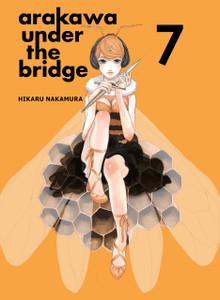 Arakawa Under The Bridge Graphic Novel Vol. 07