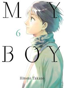 My Boy Graphic Novel 06