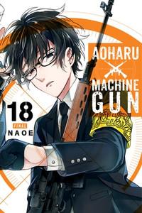 Aoharu X Machinegun Graphic Novel 18