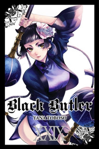 Black Butler Graphic Novel 29