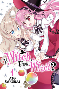 If Witch, Then Which? Manga 01
