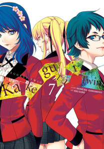 Kakegurui Twin Graphic Novel Vol. 07