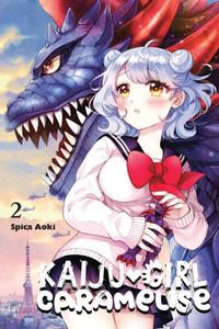 Kaiju Girl Caramelise Graphic Novel Vol. 02