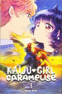 Kaiju Girl Caramelise Graphic Novel Vol. 03