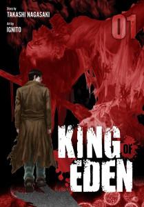 King Of Eden Manga Vol. 01