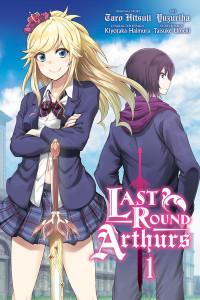 Last Round Arthurs Manga 01