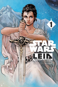 Star Wars Leia, Princess of Alderaan Manga 01