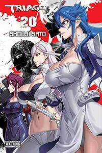 Triage X Graphic Novel 20