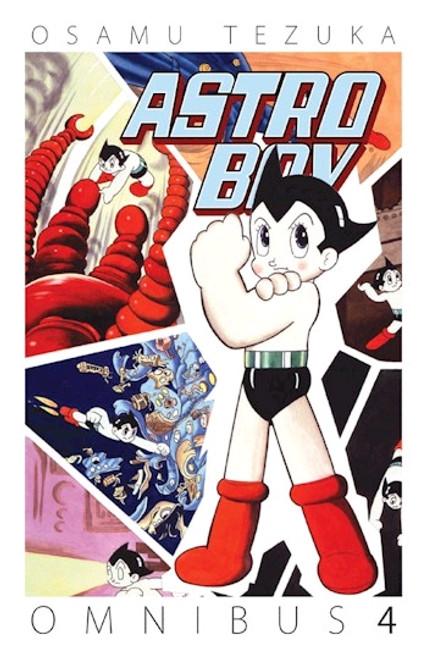 Astro Boy Omnibus Graphic Novel 04
