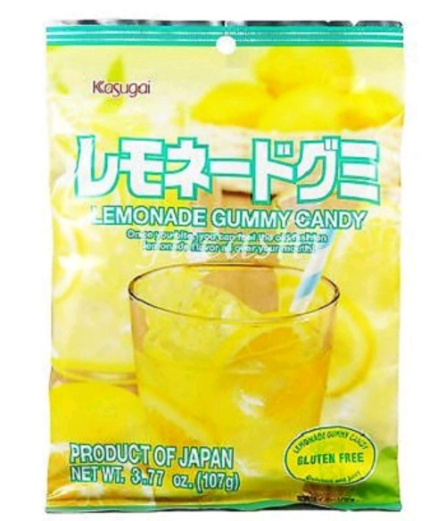 Gummy Candy Lemonade
