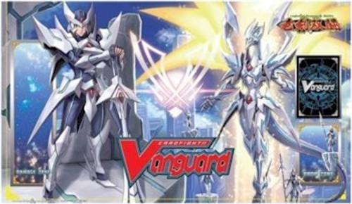 Cardfight Vanguard Play Mat - Legion of Dragons & Blades