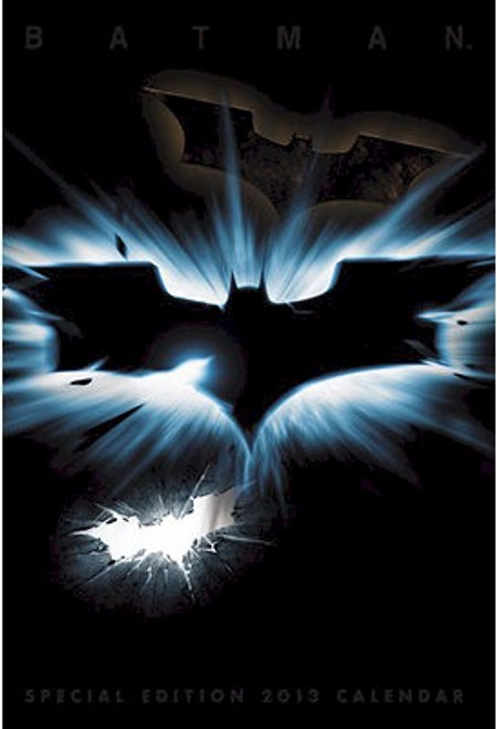 Batman Movie Special Edition 2013 Wall Calendar