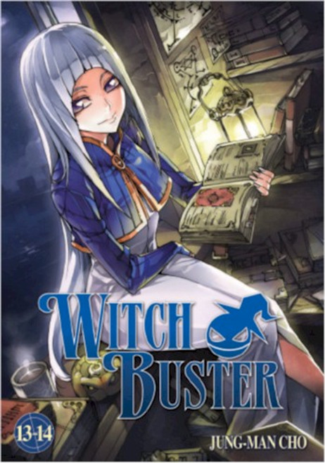 Witch Buster Vol. 13-14 Collection