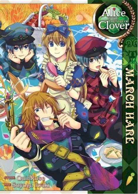 Alice in the Country of Clover: March's Hare