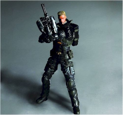 Deus Ex Human Revolution Lawrence Barrett Kai AF