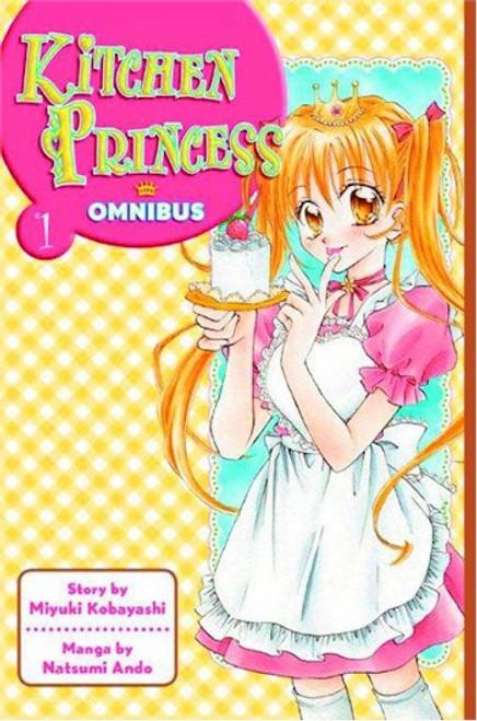Kitchen Princess Graphic Novel Omnibus Edition 01