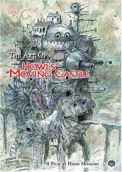 The Art of Howl's Moving Castle Art Book (HC)
