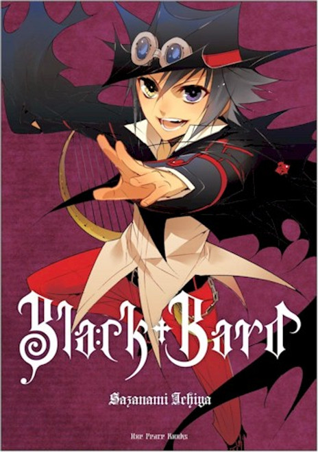 Black Bard Graphic Novel