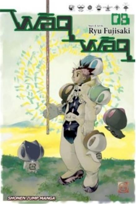WaqWaq Graphic Novel Vol. 03
