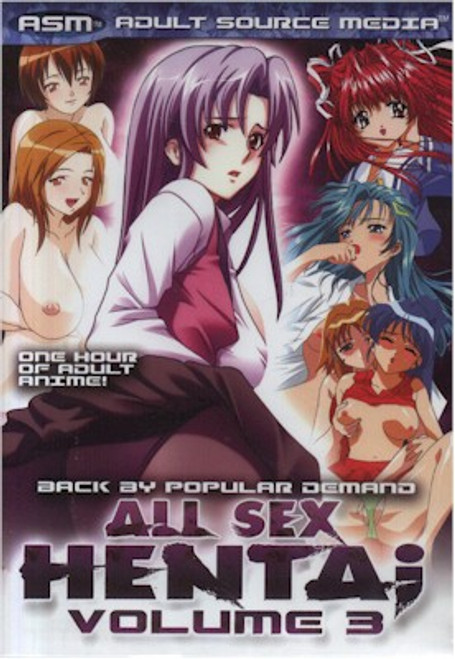All Sex Hentai DVD 03