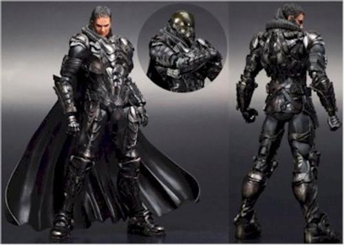 Superman Man of Steel Play Arts Kai - General Zod
