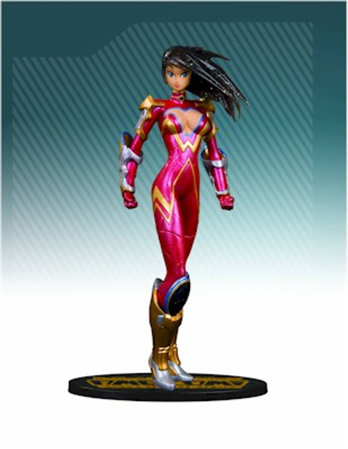 DC Ame-Comi PVC Figure Donna Troy as Wonder Girl