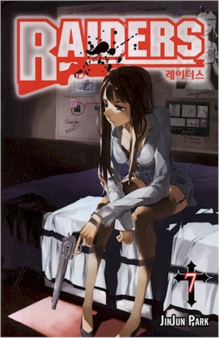 Raiders Graphic Novel 07
