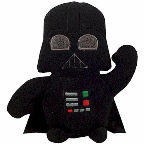 Star Wars Footzeez Plush Doll Darth Vader