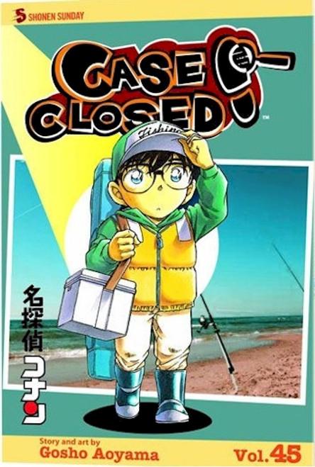Case Closed Graphic Novel Vol. 45