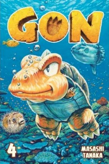 Gon Graphic Novel Vol. 04