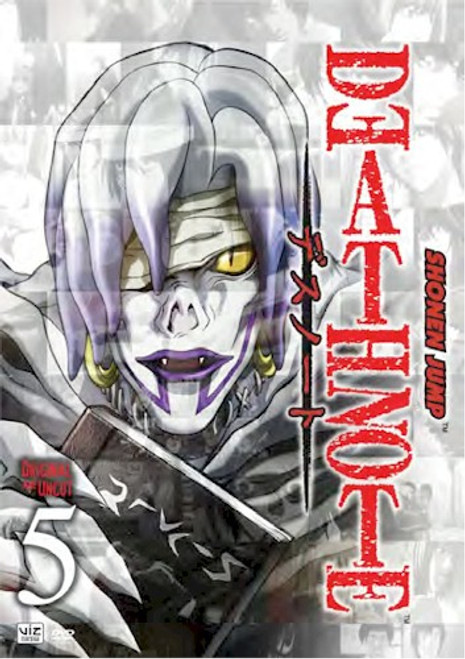 Death Note DVD 05