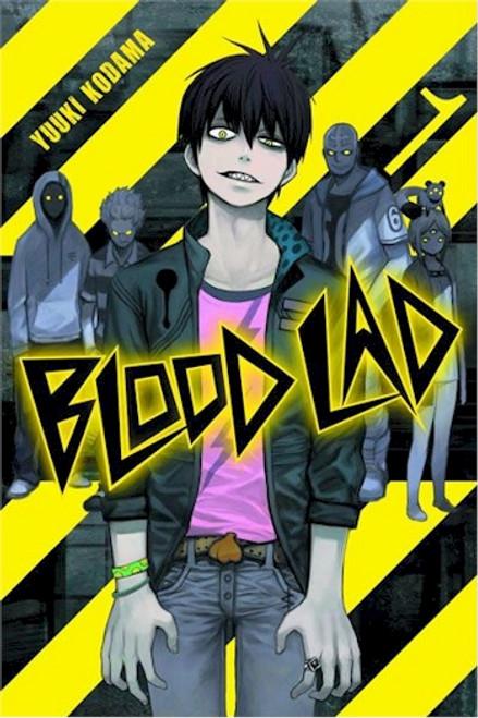 Blood Lad Graphic Novel 01