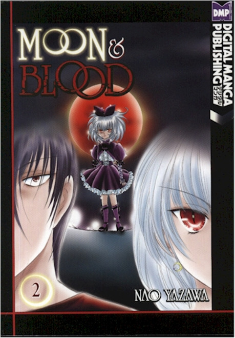 Moon and Blood Graphic Novel Vol. 02