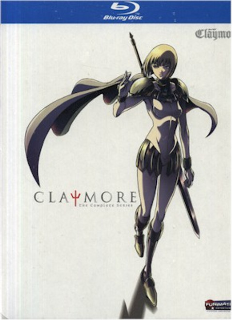 Claymore Blu-ray Complete Collection