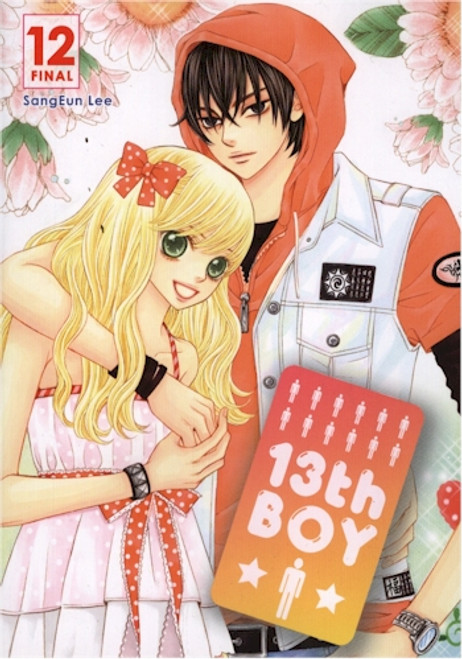 13th Boy Graphic Novel 12