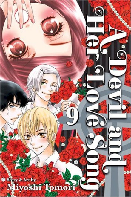 A Devil and Her Love Song Graphic Novel 09